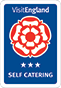 visitengland 3star self catering chesterfield