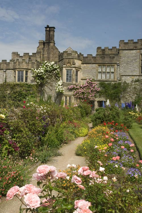 Visit nearby Haddon Hall, just a short trip in to the Peak District